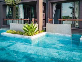 2 BDR Pool Access Apartment 114 - Rawai