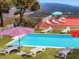 6 bedroom Villa in Lloret de Mar, Costa Brava, Spain : ref 2236990