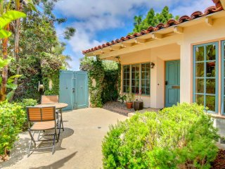 Casa Paloma: Enchanting Courtyard, Spacious Home in Peacefull Mission Hills