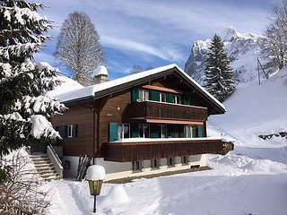 2 bedroom Apartment in Grindelwald, Bernese Oberland, Switzerland : ref 2235752