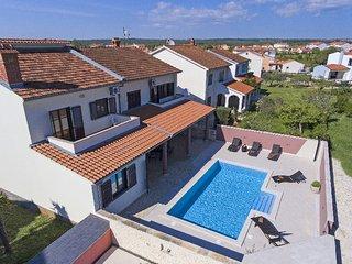 4 bedroom Villa in Fazana, Istarska Zupanija, Croatia : ref 5058905