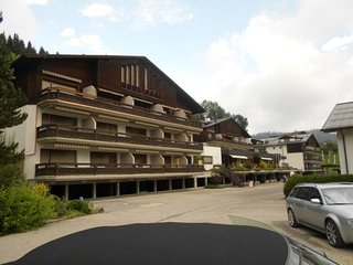 1 bedroom Apartment in Laax, Surselva, Switzerland : ref 2235707
