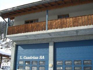 3 bedroom Apartment in Kästris, Canton Grisons, Switzerland : ref 5057587