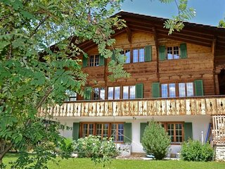 4 bedroom Apartment in Lenk, Bernese Oberland, Switzerland : ref 2235313
