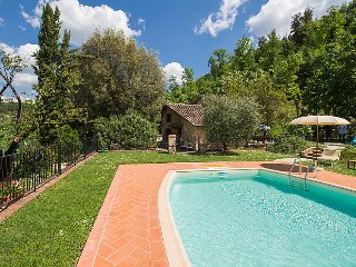 2 bedroom Villa in Volterra, Tuscany, Italy : ref 5026880