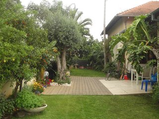 Charming Village house 25 min drive from Tel Aviv!