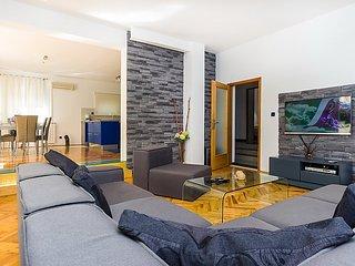 3 bedroom Villa in Zadar, North Dalmatia, Croatia : ref 2217278