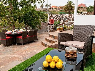 5 bedroom Villa in Santa Lucía, Canary Islands, Spain : ref 5059228