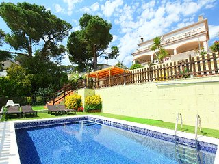 3 bedroom Villa in Lloret de Mar, Catalonia, Spain : ref 5058914