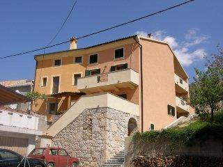 5 bedroom Villa in Krk Baska, Kvarner Islands, Croatia : ref 2216168, Draga Bascanska
