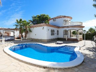 3 bedroom Villa in Miami Platja, Costa Daurada, Spain : ref 2215038, Montroig