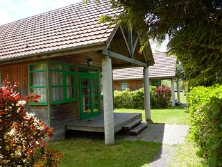 Location chalets 4 places
