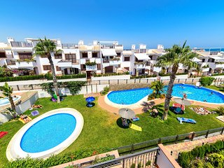 2 bedroom Apartment in Torrelamata, Valencia, Spain : ref 5251662