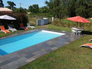 Villa de 70m2 avec piscine privee