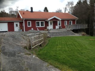 Close to nature and golf course north of Gothenburg, Kungalv