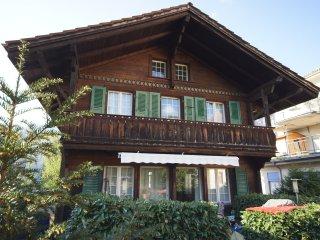 Ein Bijou im Zentrum von Interlaken,absolut ruhig gelegen