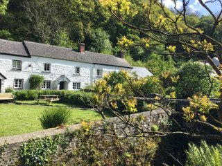 MELINDA'S COTTAGE, 5 FOREST GDNS, BUCKS MILLS, N. DEVON, EX395DY