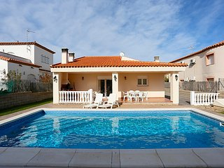 4 bedroom Villa in Miami Platja, Catalonia, Spain : ref 5044162