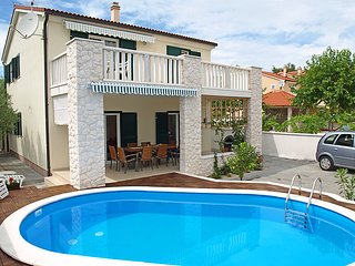 4 bedroom Villa in Vodice Tribunj, Central Dalmatia, Croatia : ref 2021231