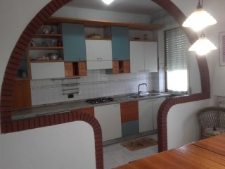Apartment for rental in the middle of the country,near the sea and the mountains