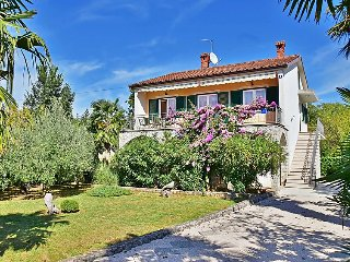 4 bedroom Villa in Krk Njivice, Kvarner Islands, Croatia : ref 2020817