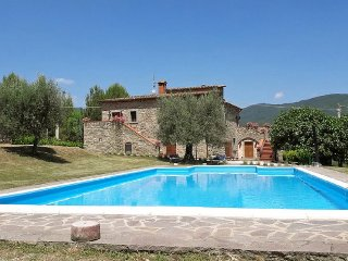 7 bedroom Villa in Umbertide, Umbria, Italy : ref 2014305