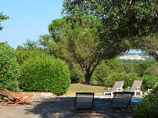5 bedroom Villa in Bagnols en Foret, Provence, France : ref 2012813