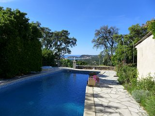 4 bedroom Villa in Cavalaire, Cote d'Azur, France : ref 2012685