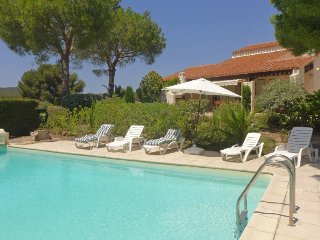 4 bedroom Villa in Saint Cyr La Madrague, Cote d'Azur, France : ref 2012561