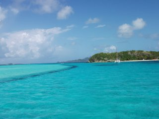 Sailing Catamaran, Grenada and the Grenadines
