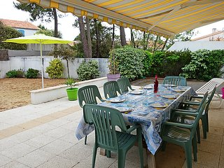 4 bedroom Villa in La Tranche sur Mer, Vendee  Western Loire, France : ref