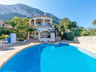 3 bedroom Villa in Denia, Costa Blanca, Spain : ref 2010919
