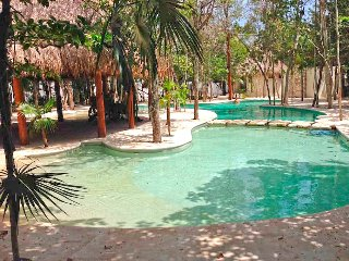 NEW 2 BR condo less than 10 min driving to the beach PUERTO MORELOS MEXICO