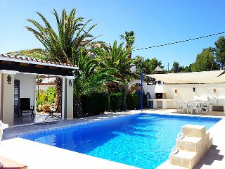 3 bedroom Villa in Cala Vadella, Balearic Islands, Spain : ref 5043450