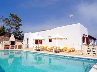 3 bedroom Villa in Sant Carles de Peralta, Balearic Islands, Spain : ref 5043449