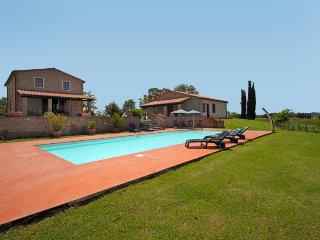 5 bedroom Villa in Manciano, Tuscany, Italy : ref 5055940