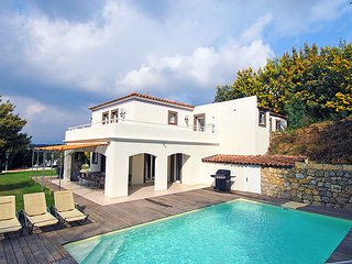 4 bedroom Villa in Cannes, Provence-Alpes-Cote d'Azur, France : ref 5051923