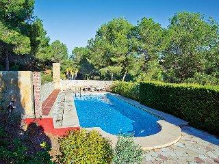 4 bedroom Villa in Moraira, Valencia, Spain : ref 5044741