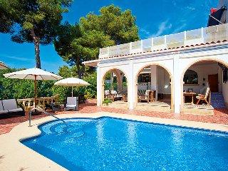 7 bedroom Villa in Xabia, Valencia, Spain : ref 5044474