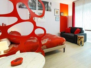Giardino Rosso: new charming studio in Milan