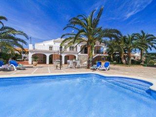 Villa c/ todas las comodidades& piscina!Ref.159070