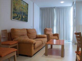 Apartamento cerca de la playa con wifi, El Grao