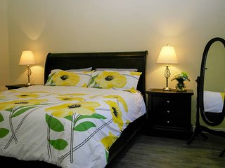 Curious Crow Bed & Breakfast, 3 bedrooms to choose from in sunny Vesuvius
