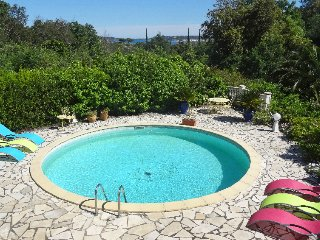 4 bedroom Villa in Grimaud, Cote d Azur, France : ref 2396390