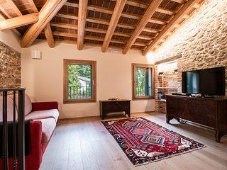 Villa rural-design nei colli Euganei - vista mozzafiato, Teolo