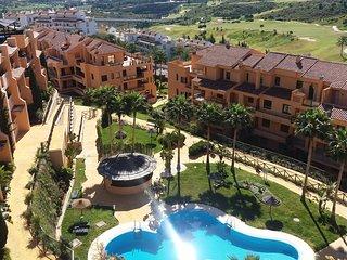 Apartamento con excelentes vistas al mar y golf. VFT/MA/13213.