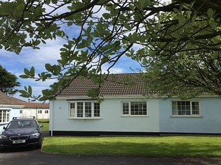23 Gower Holiday Village.  Gower peninsula