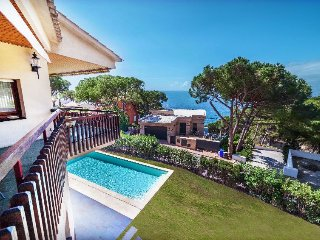 5 bedroom Villa in Lloret de Mar, Costa Brava, Spain : ref 2395817