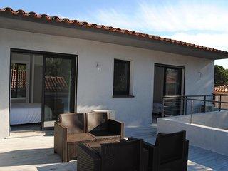 3 bedroom Villa in Porto Vecchio, Corsica, France : ref 2395675