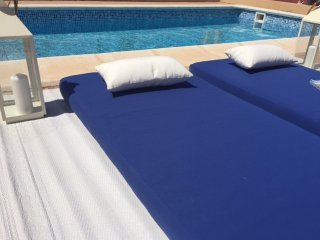 Villa Mamma Mia, overlooking to the sea...HEATED POOL & WIFI, Caleta de Fuste